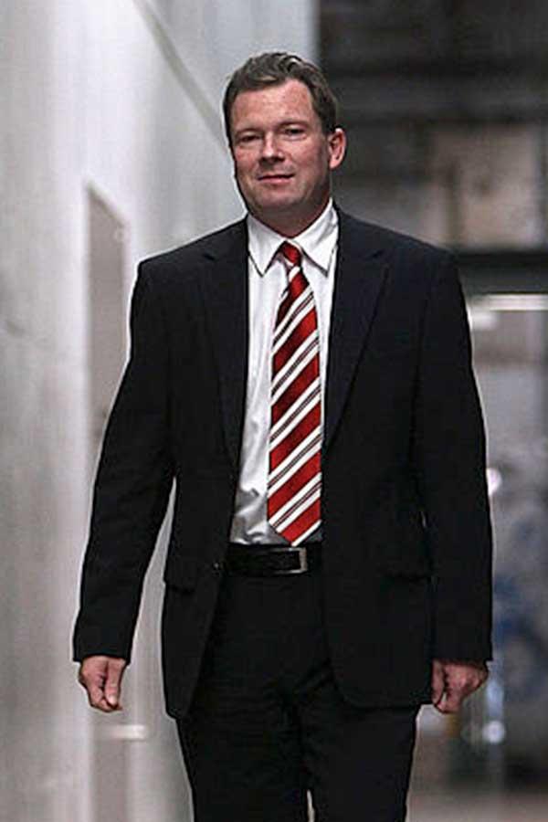 The Hon. Nathan Rees