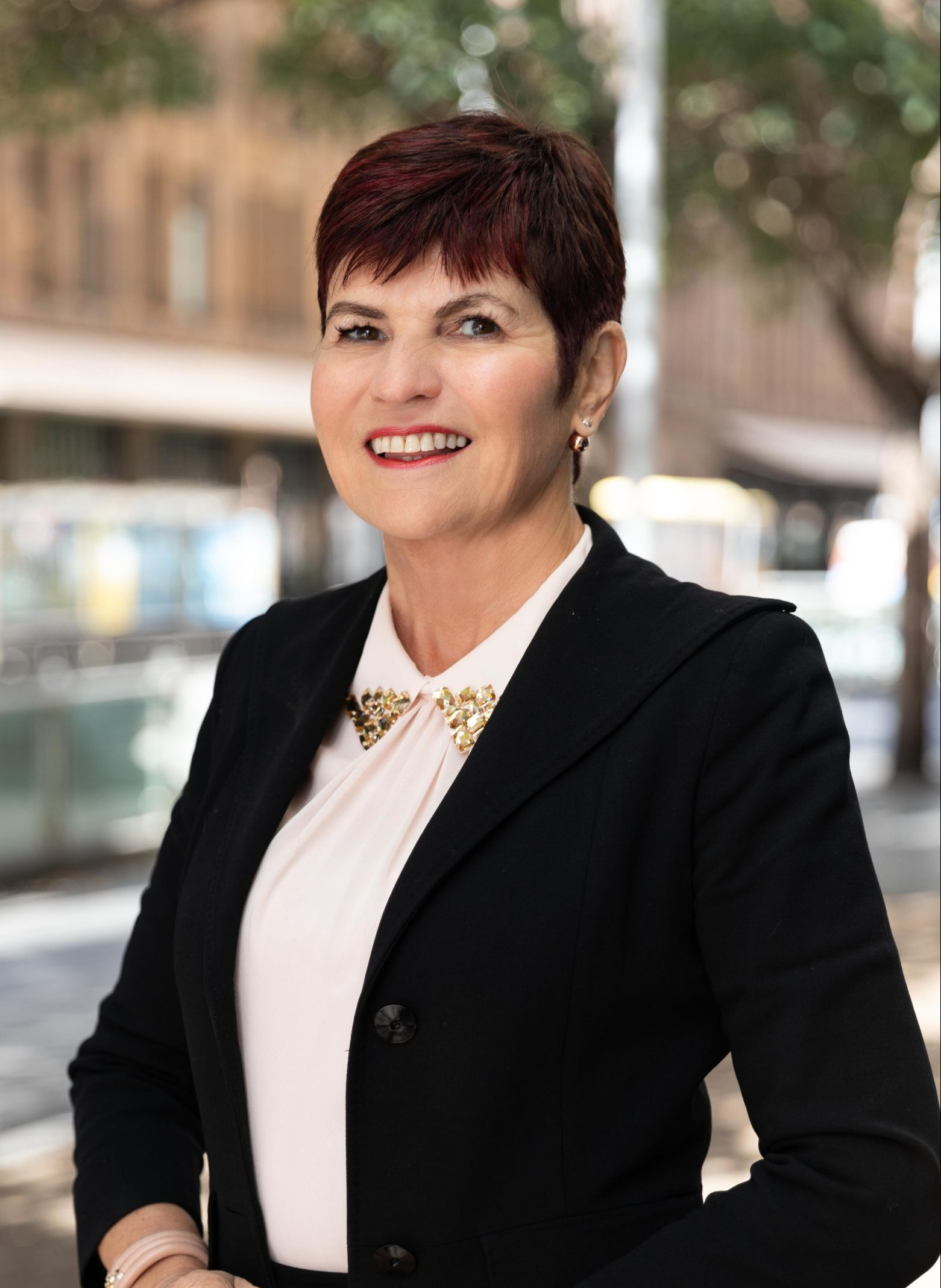 The Hon. Robyn Parker